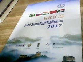 金砖国家联合统计手册-2017(英文)