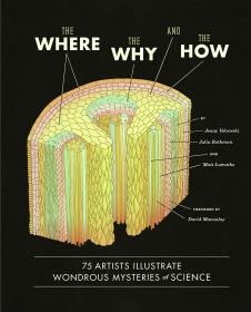 科学领域的插画艺术 The Where, the Why, and the How
