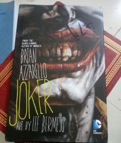 JOKER  BRIAN AZZARELLO  LEE BERMEJO