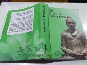 原版英法德意等外文书 The Buddhist Companion JEFFREY PO GIMTEE Buddhist Research Society-Singapore 2012年 小16开平装