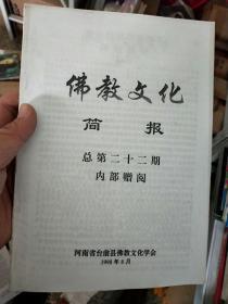 佛教文化简报 总第22期 1998年8月 轮回说与心灵学 初机净业指南