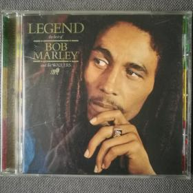 Bob Marley-鲍勃·马利 -雷鬼乐之父/摇滚-欧美正版CD