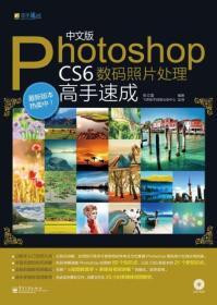 中文版Photoshop CS6数码照片处理高手速成