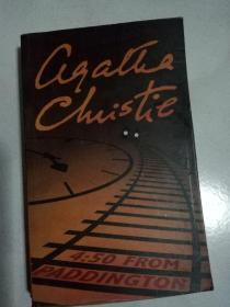 Agatha Christie :4.50 from Paddington