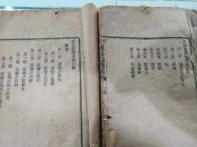 清末民事律法书籍五厚册民事诉讼律刑事诉讼茅台珍藏酒图片