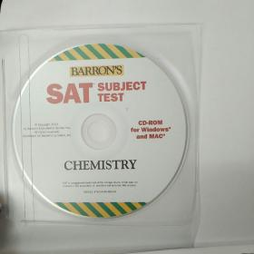 Barron's SAT Subject Test, Chemistry with CD 12t