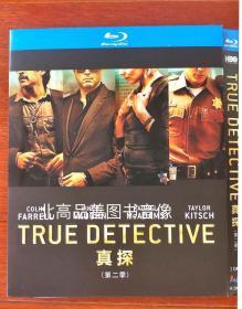 侦探(1-3)马修麦康纳/伍迪哈里森 25GB蓝光高清剧集1080 6碟