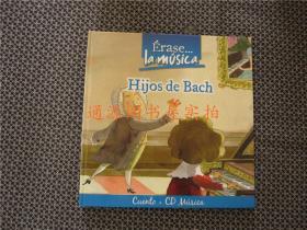 外语原版:Hijos de Bach(精装)
