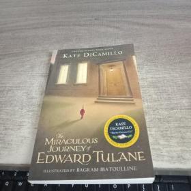 DICAMILLO  THE MIRACULOUS JOURNEY OF EDWARD TULANE