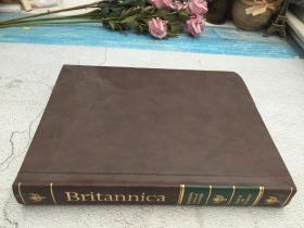 THE NEW ENCYCLOPAEDIA BRITANNICA  IN 32VOLUMES 《大英百科全书》32卷