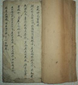 清代中医手抄本、【妇科、儿科】、精美手抄一册。
