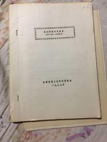 英国制笔专利目录(1971-1980年)