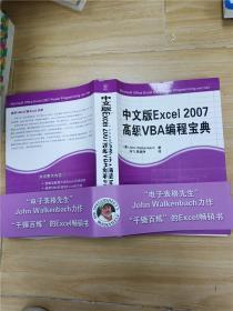 中文版Excel 2007高级VBA编程宝典