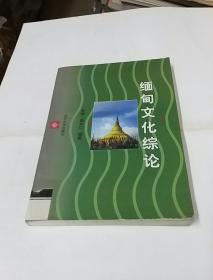 缅甸文化综论