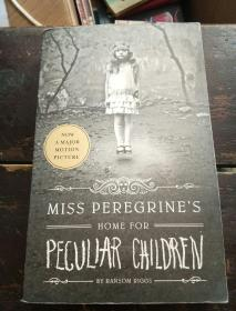 Miss Peregrines Home for Peculiar Children 怪屋女孩