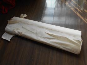 老纸头【80年代,四尺宣纸,36张】有黄斑