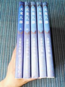 天龍八部 (五冊全)