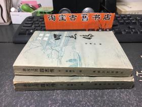 唐祝文周四杰传(上下)