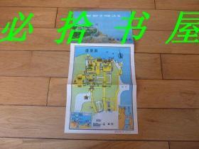 蓬莱阁导游图