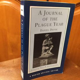A JOURNAL OF THE PLAGUE YEAR:瘟疫年纪事