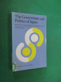THE  GOCENMENT  AND POLITICS OF JAPAN   共244页