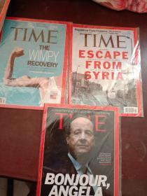 TIME 2012共3本不重复