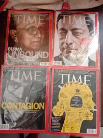 TIME 2013年10本不重复
