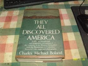 THEY ALL DISCOVERED AMERICA