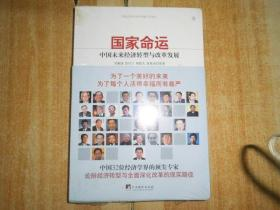 国家命运:中国未来经济转型与改革发展