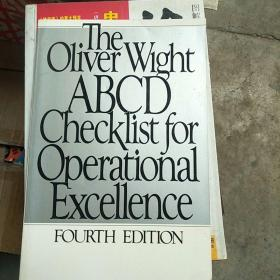 the oliver wight abcd  checklost for operational     excellence