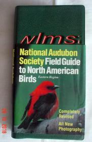 National Audubon Society Field Guide to North American Birds(英文原版    北美鸟类...)【本摊谢绝代购】