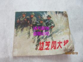 边芝冈大捷——张培础,谷长,颜梅华绘画