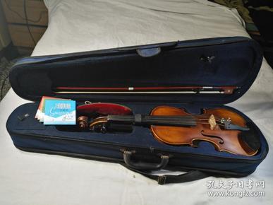 华蕴牌4分之4成人小提琴