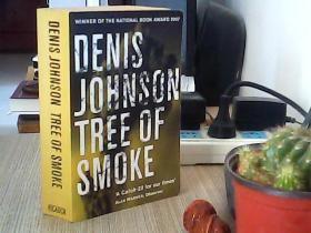 DENIS JOHNSON TREE OF SMOKE