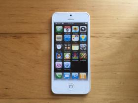 iPhone 5 模型机