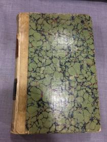 1842年《中国图识》(LUniverso Pittoresco)精装全一册,铜版画插图精良(西文古旧书)
