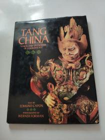 TANG CHINA VISION AND SPLENDOUR OF A GOLDEN AGE 【唐代中国黄金时代的远见和壮丽】 外文看图