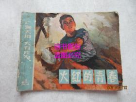 火红的青春——王健尔,罗步臻绘画
