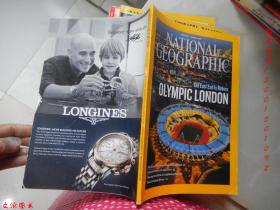 National Geographic August 2012
