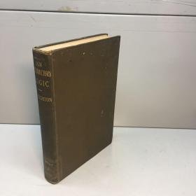 AN INTRODUCTORY LOGIC—CREIGHTON〔布面精装〕1923年版 书籍信息看图下单