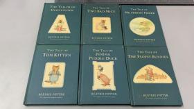 精装 彼得兔系列 3、5、7、8、9、10