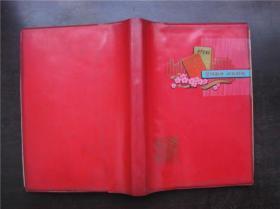 塑料日记---坚持数年  必有好处---总路线万岁---天津景物插图