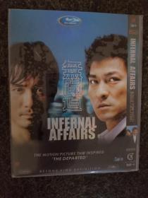 无间道Infernal Affairs2002香港刘德华