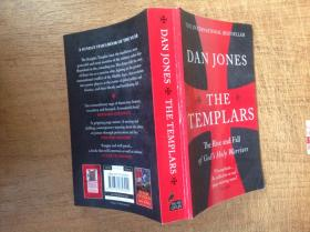 圣殿骑士团 The templars:the rise and fall of gods holy warriors