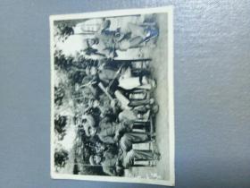 六十年代军人合照