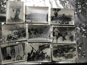 六七十年代,国际主义战士罗盛教烈士宣传照一组22张。 都是十寸黑白新闻照,部分照片后有介绍。拍前看好,拍后不退。