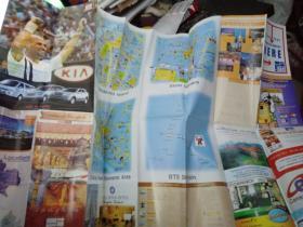 BAHGKOK【曼谷地图2003年】