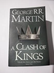 GEORGER.R. MARTIN A CLASH OF KiNGS