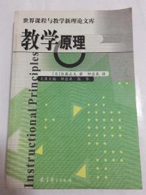 世界课程与教学新理论文库:教学原理/(日)佐藤正夫 著
