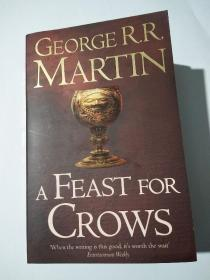 GEORGER.R. MARTIN A FEAST FOR CROWS